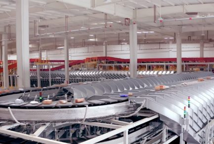 JD's Smart Fulfillment Center Featured in Bloomberg's Coverage of China's Q3 GDP