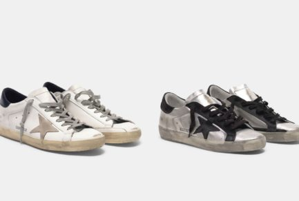 Italian Brand Golden Goose Launches Flagship Store on JD