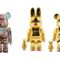 Popular Toys BE@RBRICK Go on Auction on JD